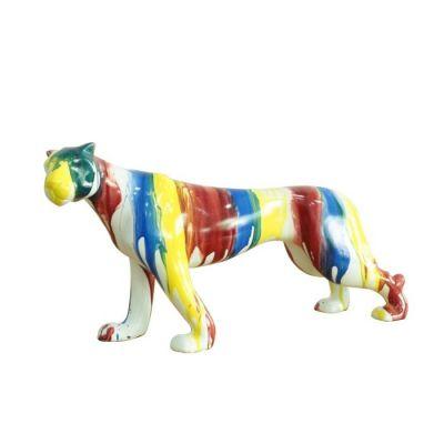 Puma multicolor | Serie Animales S