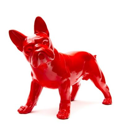 Boston Terrier rojo | Serie Animales S