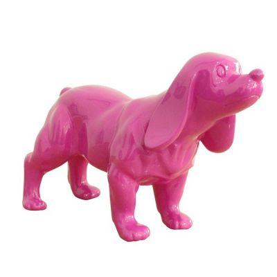 Cocker Spaniel rosa | Serie Animales S