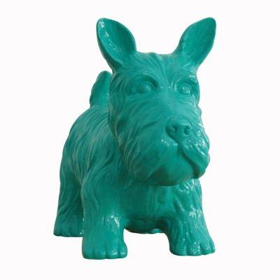 Schnauzer verde | Serie Animales S