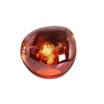 Lámpara de mesa roja (Ø 28 x H 23)   Thelio
