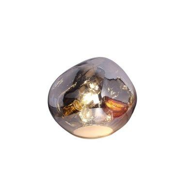 Lámpara de mesa cromo (Ø 28 x H 23)   Thelio