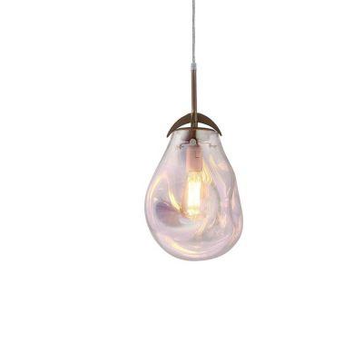 Lámpara colgante clear (Ø 23 x H 160) | Panist