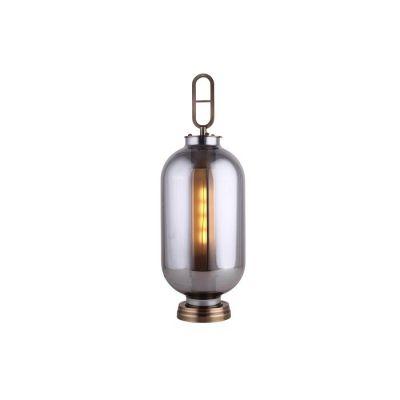 Lámpara de mesa smoky (Ø 22 x H 64)   Gylus
