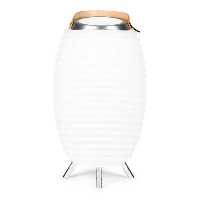 Lámpara LED de pie multifunción con altavoces bluetooth Synergy 65 | Kooduu