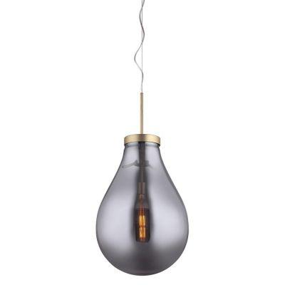 Lámpara colgante Ø 50 | Hatann Smoky