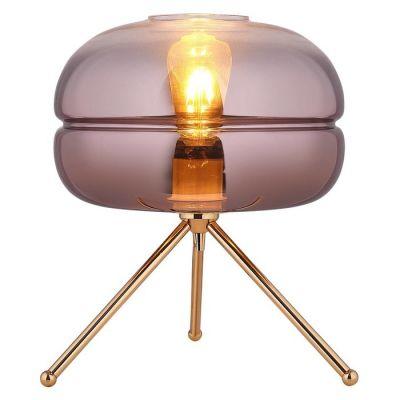 Lámpara de mesa (Ø29 x H 35) | Dabache Cobre