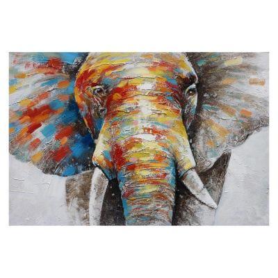 Cuadro elefante (120 x 80 cm) | Serie Animales
