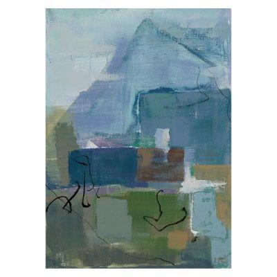 Cuadro abstracto multicolor II (50 x 70 cm) | Serie Abstracto