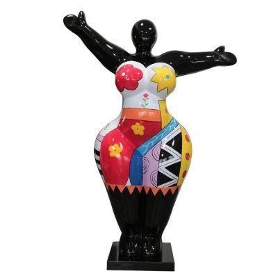 Figura femenina Xena multicolor | Serie Figuras Femeninas XL